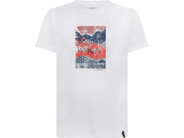 La Sportiva Patch T-Shirt Men, white